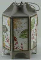 Six-sided box tutorial using Stampin Up Milk Carton die