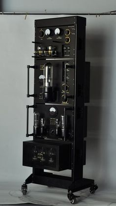 Line Magnetic LM-1 212 Single Ended mono amplifier