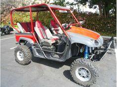 2005 #Yamaha Rhino 660 Auto 4x4 #Work_Utility Atv in Chula Vista @ http://www.atvjunction.com