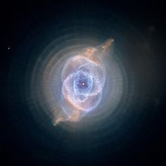Cat's Eye Nebula. NASA