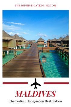 Maldives is the perfect place for a honeymoon! Here are 5 romantic reasons why! Maldives Destinations, Beach Honeymoon Destinations, Maldives Honeymoon, Visit Maldives, Maldives Travel, Travel Destinations, Romantic Beach Getaways, Romantic Vacations, Romantic Travel