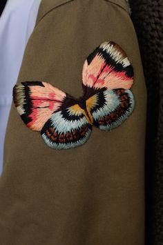 Valentino SS15 Menswear embellishment