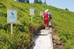 Barfuß Gipfelerlebnis