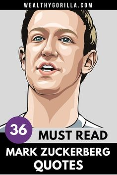 36 Best Mark Zuckerberg Quotes For Entrepreneurs Inspirational Quotes About Success, Inspirational Quotes Pictures, Motivational Quotes For Life, Success Quotes, Motivation Quotes, Rich Quotes, Famous Quotes, Quotes Quotes, The Success Club