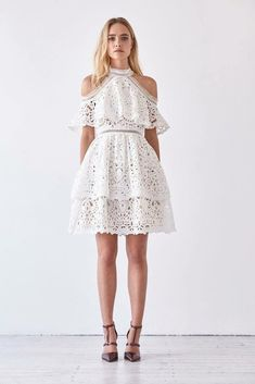 Elliatt Saint Cloud Lace Dress