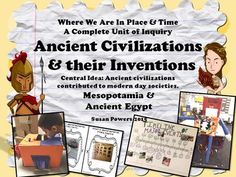 A complete ib pyp unit of inquiry exploring explorers from cool be the miss frizz of your classroom with this complete ib pyp unit of inquiry where we are in place and time ancient civilizations contributed to publicscrutiny Gallery
