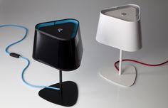 Lampe de table Petit Nuage H 35 cm - Designheure - Lampes de table - Luminaire 219€