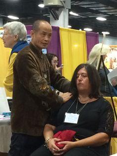Tui Na treatments with Dr Ming Wu