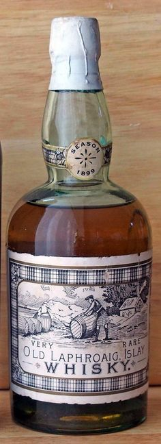Billy Mcneill Whisky Decanter
