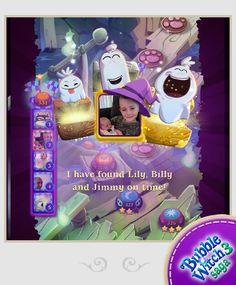 Bubble Games, Bubbles, Lily, Lilies