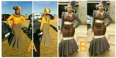 shweshwe fashion outfits designs 2017