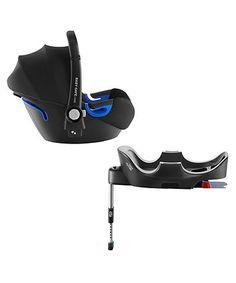 Britax Römer Baby Safe i-Size Car Seat with Flex Base - Cosmos Black