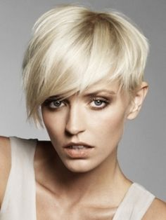 Short Hairstyles and Haircuts , Ideas and Pictures for short hair styles....you never know...