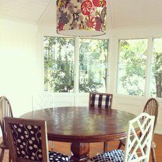 absolutely beautiful things  ooooooo, love this polka dot chair. Yummy!