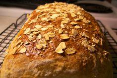 pan de avena escoces