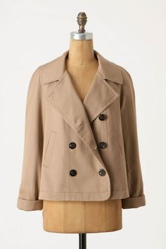 Anthro jacket that has been on my favorites for 3 weeks now....Might have to splurge.