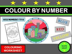 The 11 best Colour By Number images on Pinterest b109e0754