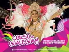 2 Enero Parana - Presentacion de Corsos de Gualeguay   Region Litoral