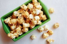 I had this popcorn several years ago in a cooking class hosted by a very gifted cook at our church. It was amaaaazzzing. Popcorn Recipes, Snack Recipes, Cooking Recipes, Snacks, Gifts For Cooks, Food Gifts, Butter Recipe, Nut Butter, Group Meals
