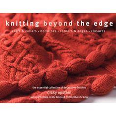 Knitting Beyond the Edge-   Nicky Epstein