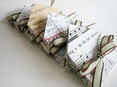 Adorable mini envelopes