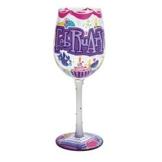 Lolita Months of the Year Wine Glasses - Time Your Gift - 2