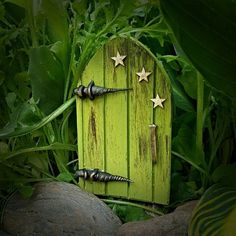 Hey, I found this really awesome Etsy listing at https://www.etsy.com/listing/387098284/the-goblin-fairy-door