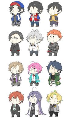 Cute Anime Boy, Cute Anime Couples, Anime Merchandise, Anime Costumes, Rap Battle, Anime Artwork, Character Design Inspiration, Chibi, Fan Art