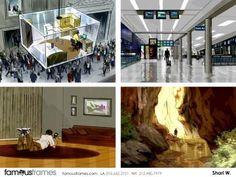 FamousFrames Storyboards, Animatic Artists, Storyboard Artists, Shari Wickstrom