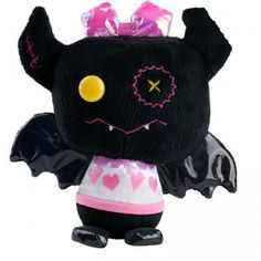 Monster High Pet Friends Count Fabulous