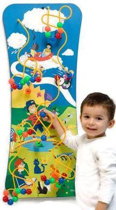 Harmony Park Maze Wall Toy
