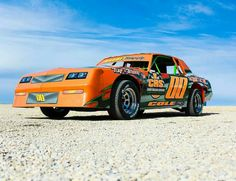 2014 Stock Car USRA