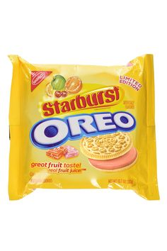 Starburst Oreos