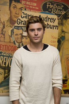 Zac Efron. Simple.