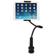 Mobile Phone Holders & Stands Mobile Phone Accessories Hearty Universal Desk Table Cell Phone Holder Stand With 360 Degree Rotation Adjustable Metal Arm Vacuum Chunk Pad For Video Living