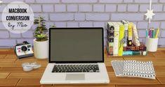 MacBook Conversion at MIO • Sims 4 Updates