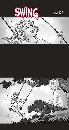 Silent Horror :: Swing | Tapastic Comics - image 1