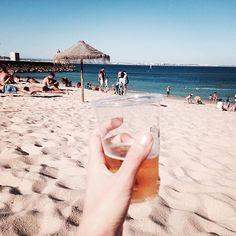 #Portugal#Lagos#PraiaDaBatata#beer#포르투갈#라구스 사실 #술쪼다 인데 맨날#낮술#낮맥 사진..#휴가막날 낼부턴 #지옥의이동 진심아쉽..