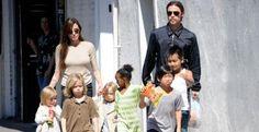 Brad Pitt investigado por abuso verbal y físico de sus hijos