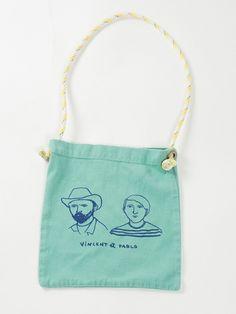 Vincent et Pablo Petite Bag