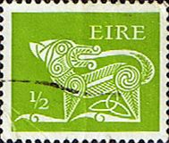 Decimal Postage Stamps of Eire Ireland 1971 SG 287 Fine Used Scott 290 Other Irish Stamps Take a look