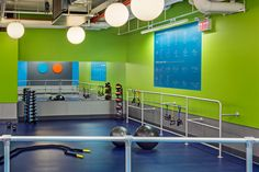 Blink Fitness #fitness #exercise #innovative http://greatist.com/fitness/most-innovative-gyms