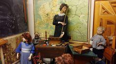 Uit Ambachtenmuseum Terschuur