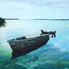 Rusted 'ol Boat