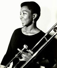 Melba Liston began her career as an arranger, composer and trombonist in 1943. She first recorded with Dexter Gordon in 1947, after which she played with Dizzy Gillespie. Liston released her first album, 'Melba Liston and Her Bones', in 1958.