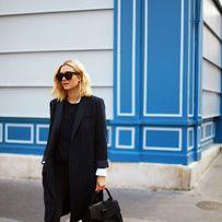 Pinterest : 30 looks d'automne à copier au mois d'octobre Un look d'automne all black