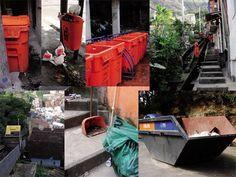 O projeto visa facilitar a coleta de lixo das favelas do Rio de Janeiro através de dutos que utilizam tanto a gravidade quanto o vácuo para escoar o lixo até o pé dos morros. Se integra a isso um sistema de retorno de benefícios para os moradores.