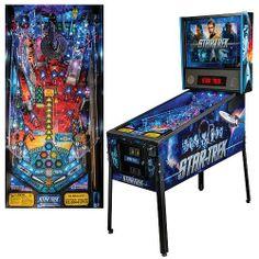 Star Trek Movie Full-Size Premium Pinball Machine - Stern Pinball