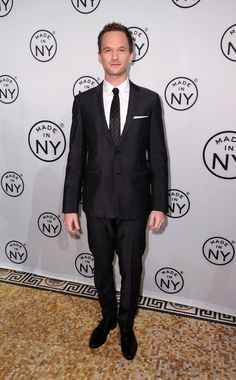 "Neil Patrick Harris attends ""Made In NY"" Awards Ceremony at Weylin B. Seymour's on November 10, 2014 in Brooklyn, New York."