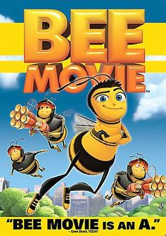 BEE MOVIE (DVD/WS)CHILDREN/FAMILY genre: CHILDREN/FAMILY media format: DVD rating: PG